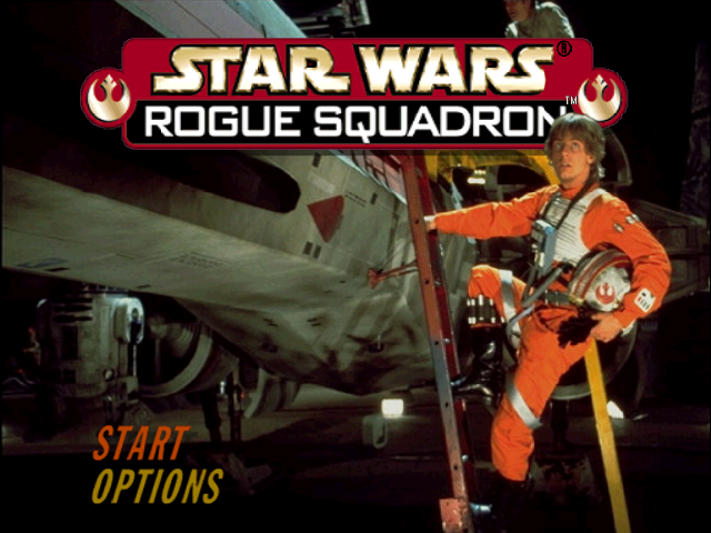 Star Wars - Rogue Squadron (Europe) (En,Fr,De) ROM < N64