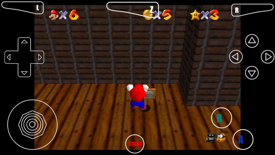 Super Mario 64 (Japan) (Rev C) (Shindou Edition) ROM < N64