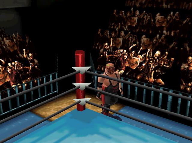 Virtual Pro Wrestling 2 - Oudou Keishou (Japan) ROM