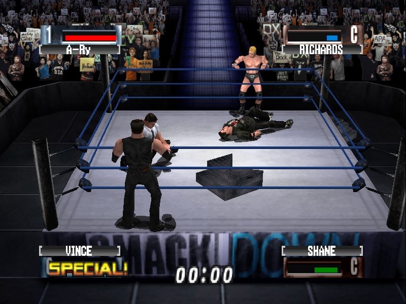 Image result for wwf smackdown n64