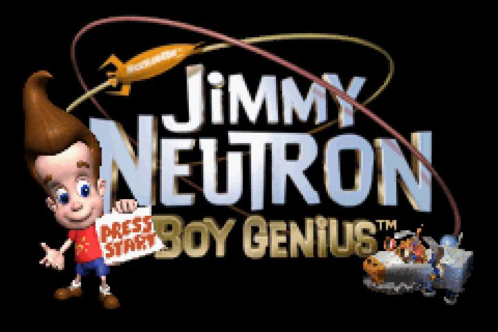 Jimmy Neutron Boy Genius U Eurasia Rom