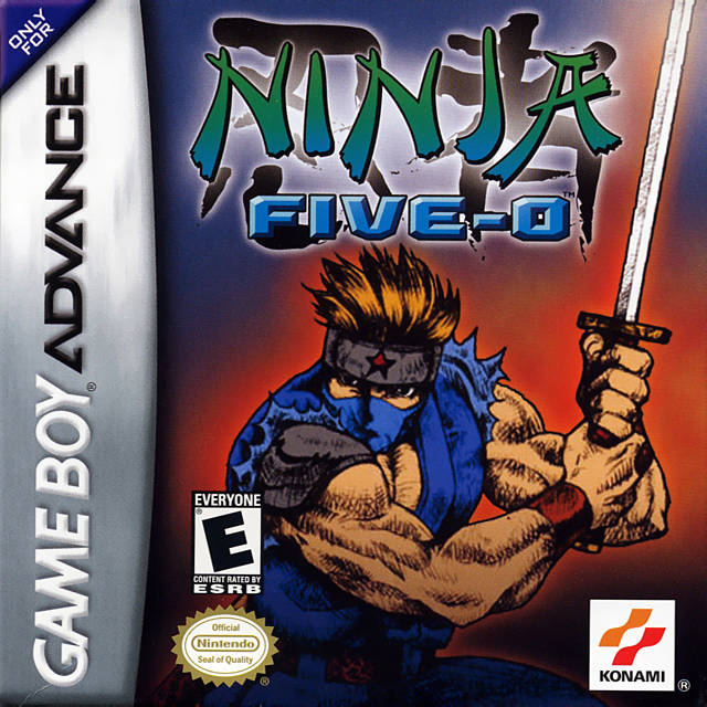 Image result for gba ninja five o