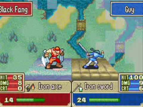 fire emblem blazing sword emulator