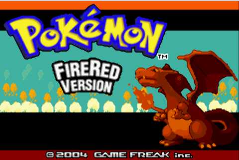 Pokemon Fire Red U Squirrels Rom