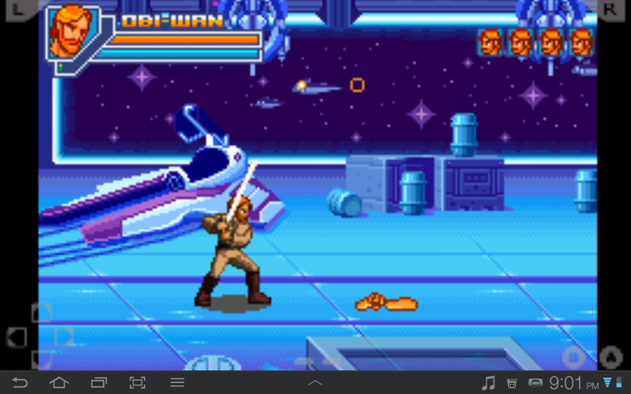 Star Wars Episode Iii Revenge Of The Sith E Rivalroms Rom Gba Roms Emuparadise