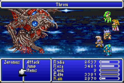 Final Fantasy 4 Торрент Скачать - фото 3