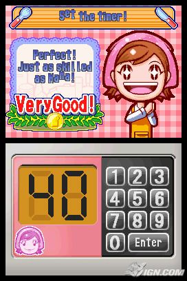 Cooking mama nds free download.