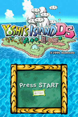 Yoshis island ds uevlchiken rom nds roms emuparadise screenshot thumbnail media file 3 for yoshis island ds uevlchiken sciox Image collections