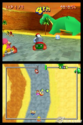 Diddy Kong Racing Ds Uevlchiken Rom Nds Roms Emuparadise