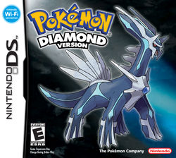 nds roms pokemon diamant