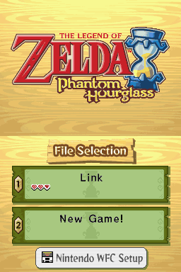 zelda phantom hourglass rom