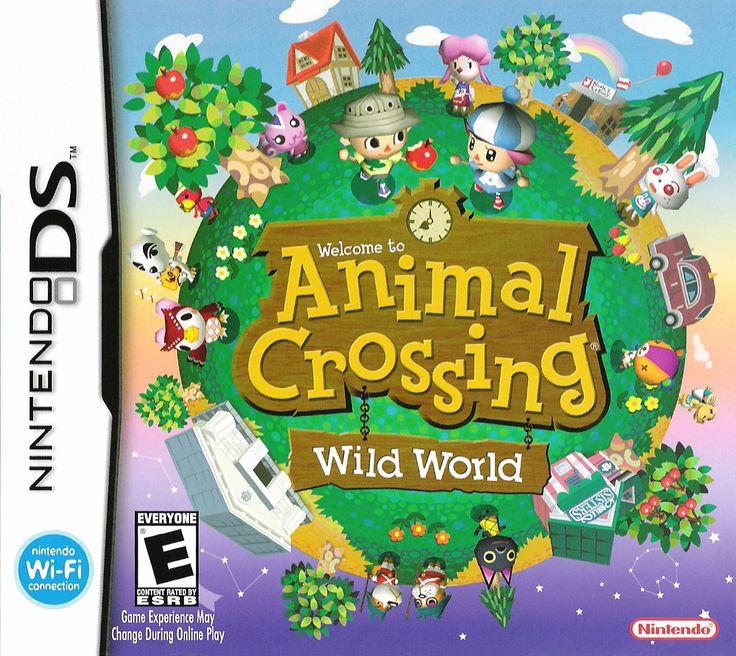 Animal Crossing Wild World V01 Uindependent Rom