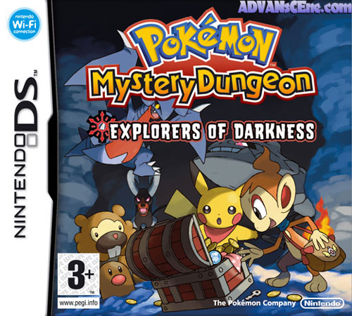pokemon mystery dungeon erkundungsteam dunkelheit rom