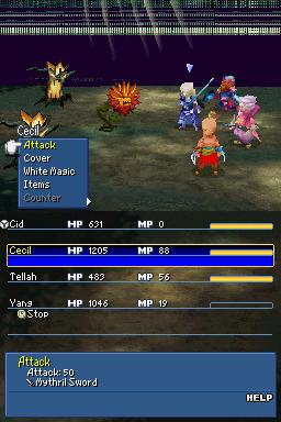 Download Rom Gba Games Final Fantasy 3 Ds