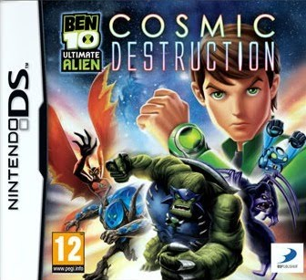 Ben 10 - Ultimate Alien - Cosmic Destruction (E) ROM Download