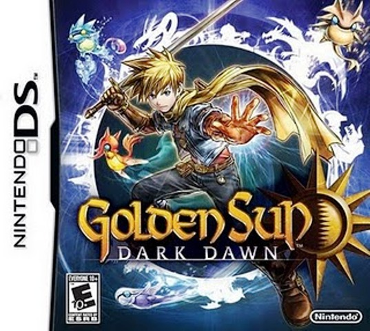 golden sun the lost age rom
