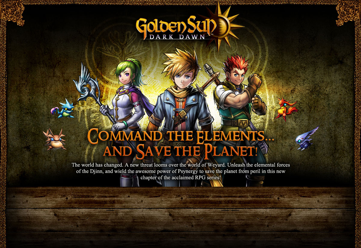 Golden sun download nds