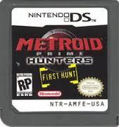 metroid prime hunters - first hunt (demo) (u)(darkfader) ROM