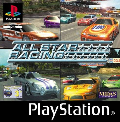 All Playstation 1 Games : All star racing e iso