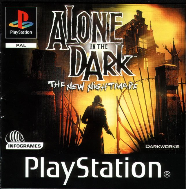 Alone In The Dark The New Nightmare E Disc 2 Iso Psx Isos