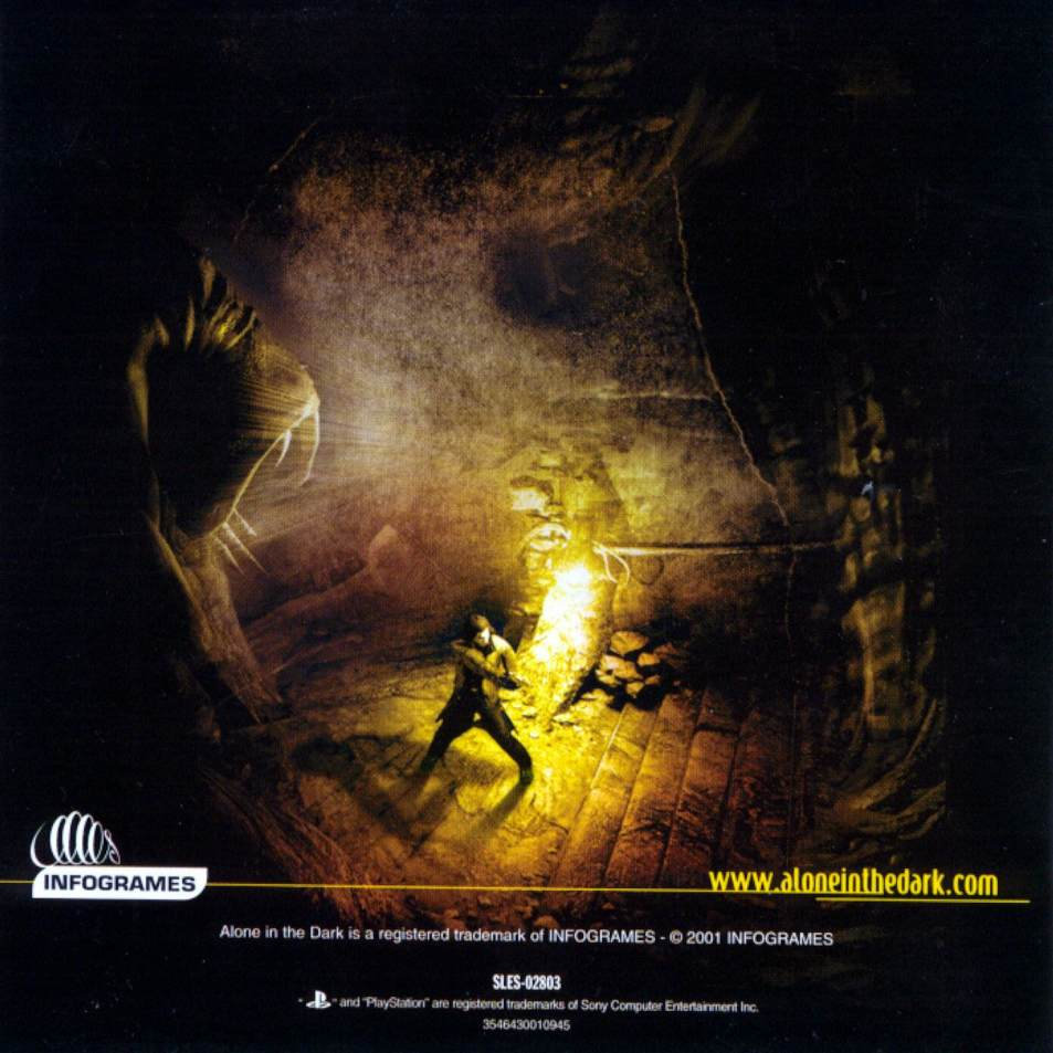 Alone In The Dark The New Nightmare G Disc 1 Iso Psx Isos