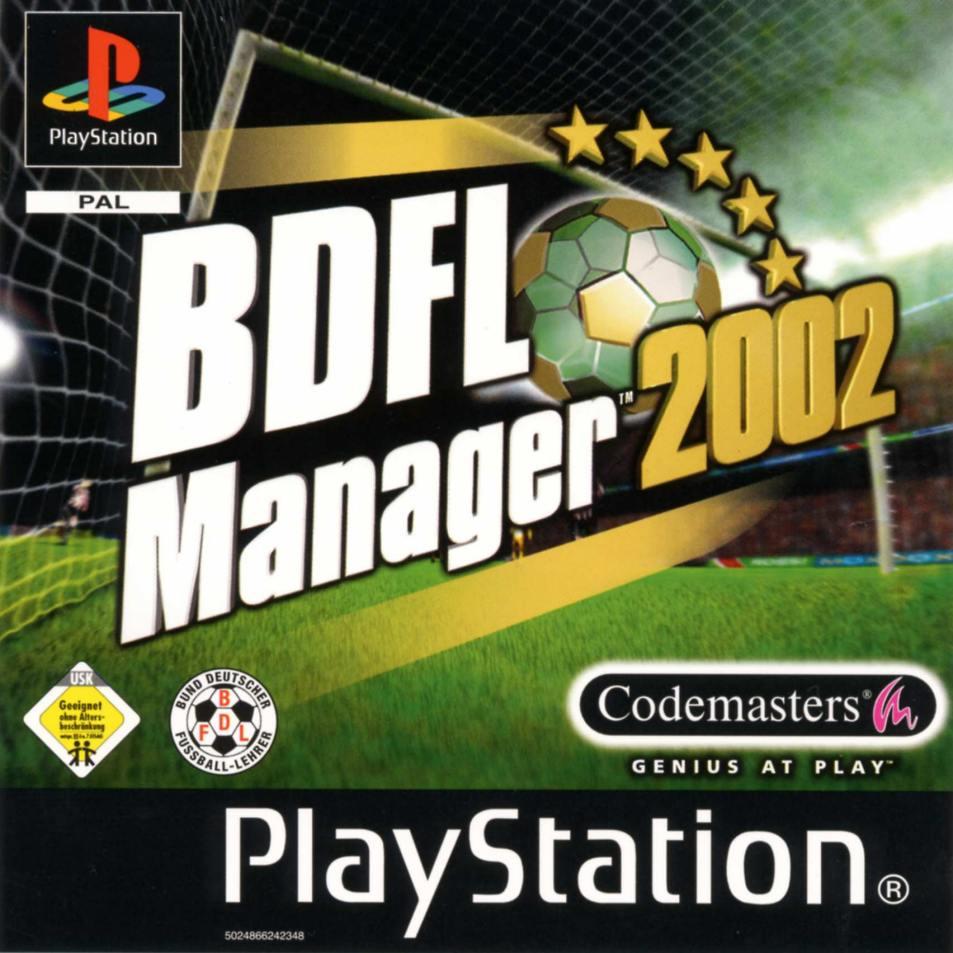 Bdfl Manager 2002 G Iso Psx Isos Emuparadise