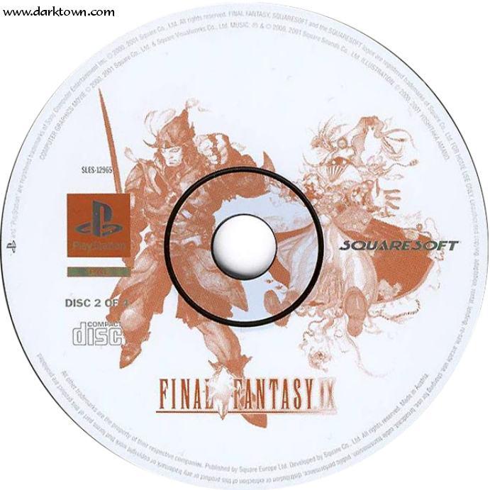 Final Fantasy IX (G) (Disc 2) ISO < PSX ISOs | Emuparadise