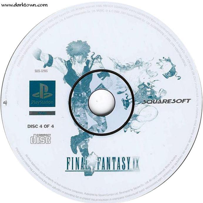 Final Fantasy IX (G) (Disc 4) ISO < PSX ISOs | Emuparadise