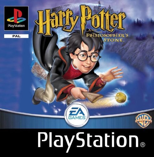 Harry Potter And The Philosopher S Stone E Iso Psx Isos