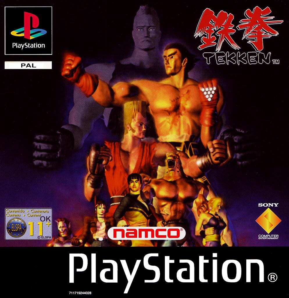 Tekken (E) ISO < PSX ISOs | Emuparadise