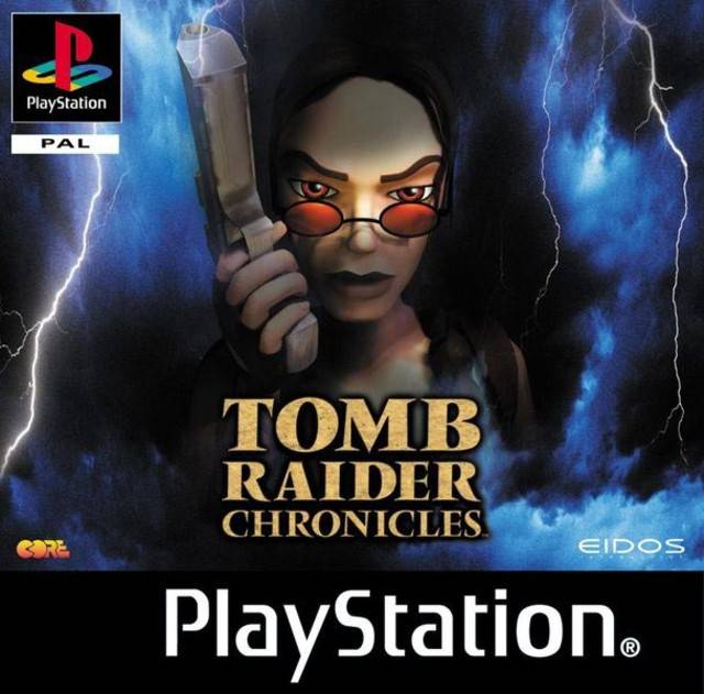 Tomb Raider Chronicles E Iso Psx Isos Emuparadise