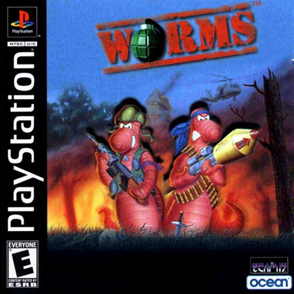 скачать worms ps1 торрент