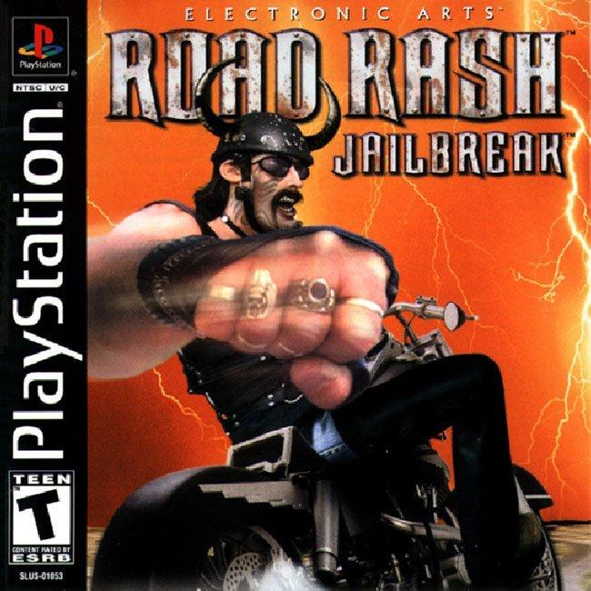 road rash ps1 iso