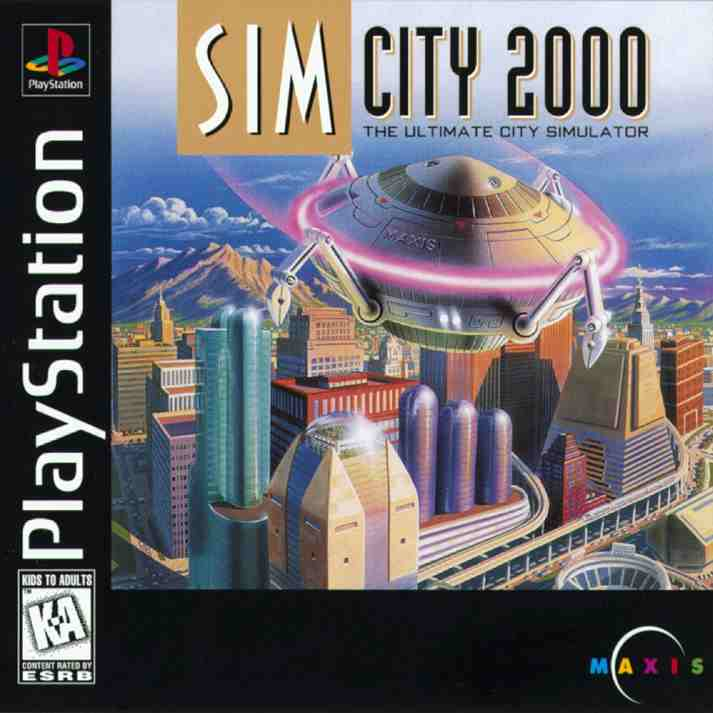SimCity 2000 (E) ISO < PSX ISOs | Emuparadise