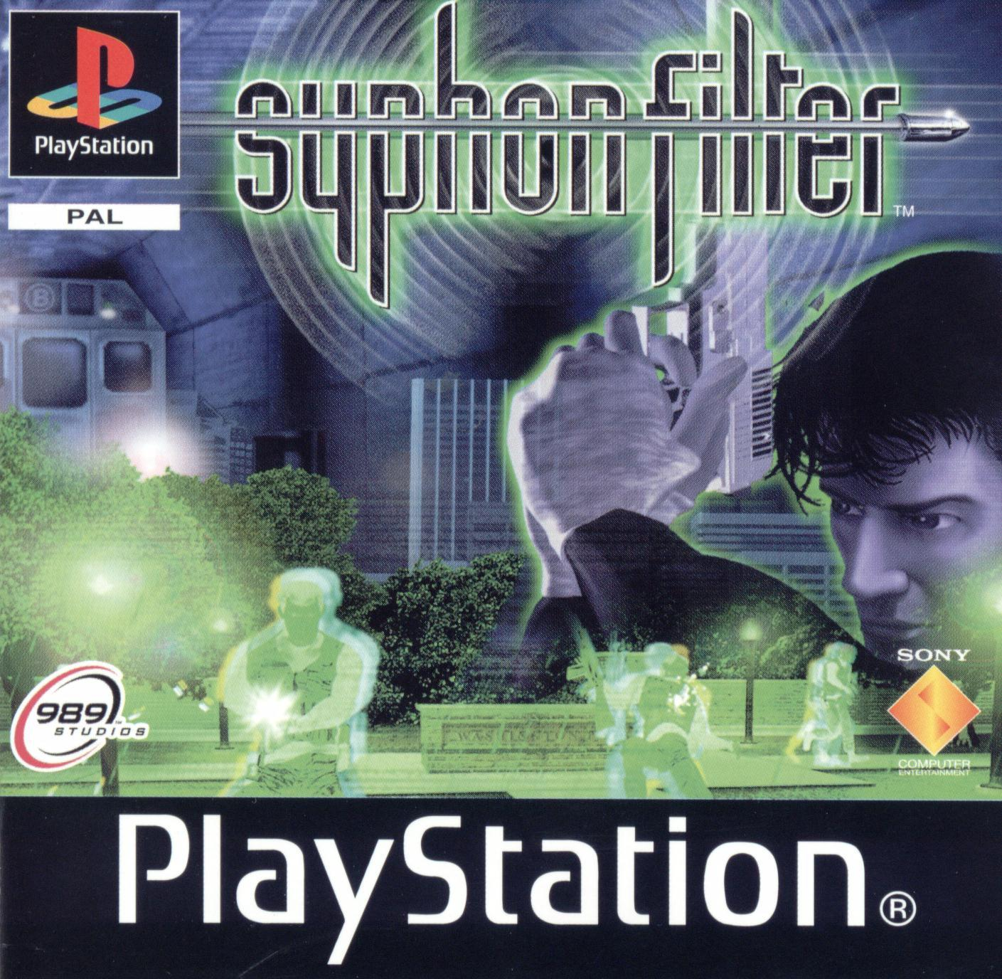 rom syphon filter psx