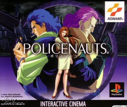 Policenauts [Patch ENG]