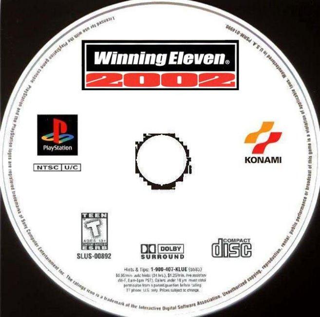 Winning Eleven 2000 Psx Iso Rom