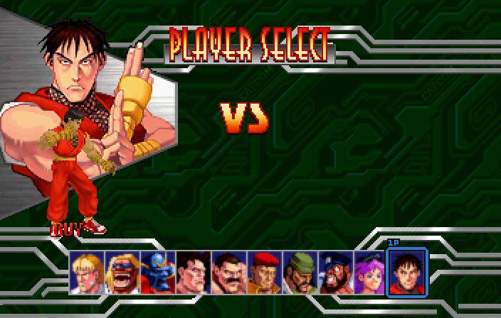 final fight: revenge