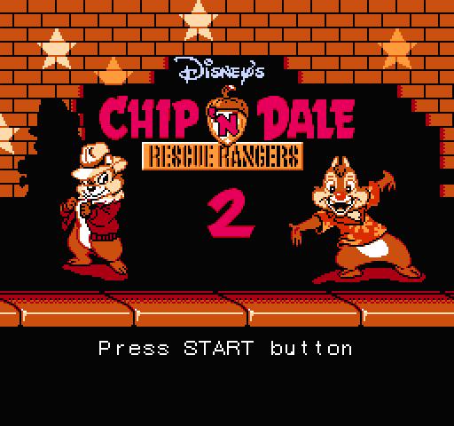chip n dale 2 nes download