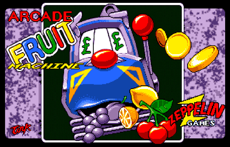 fruit machine emulator