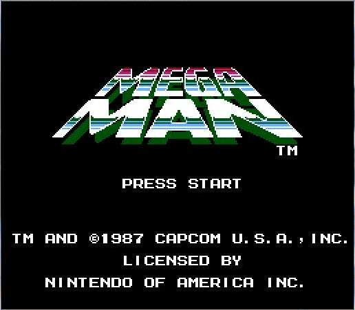 Mega Man (USA) ROM < NES ROMs | Emuparadise