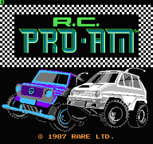 56678 R.C._Pro Am_(USA) 1 r c pro am (usa) rom \u003c nes roms emuparadise Rad Racer NES at n-0.co