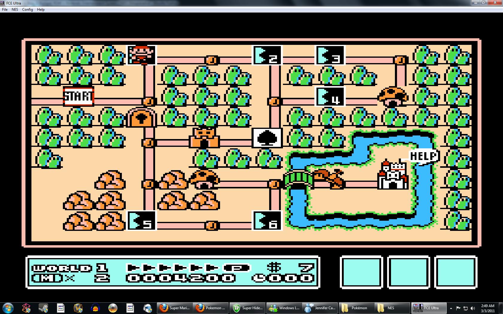Super Mario Bros 3 Usa Rev A Rom Nes Roms Emuparadise
