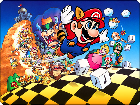 game super mario brothers