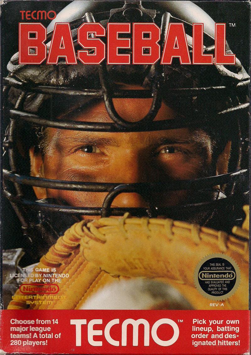 Tecmo Baseball USA ROM NES ROMs