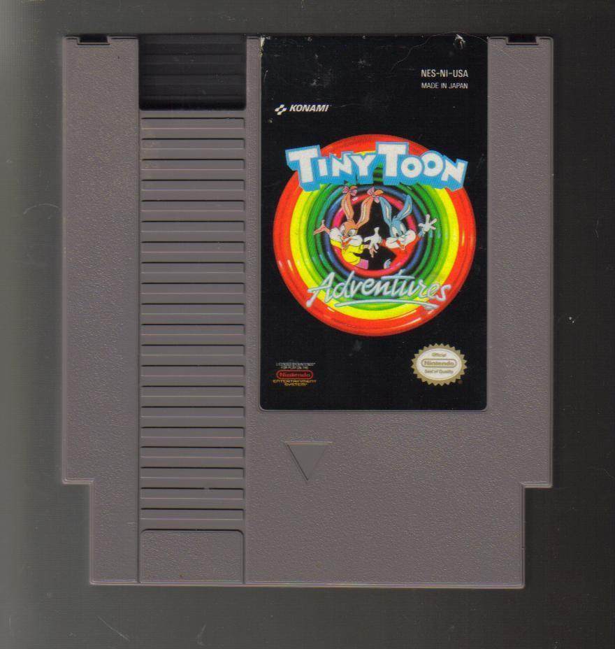 Tiny Toon Adventures Usa Rom Download