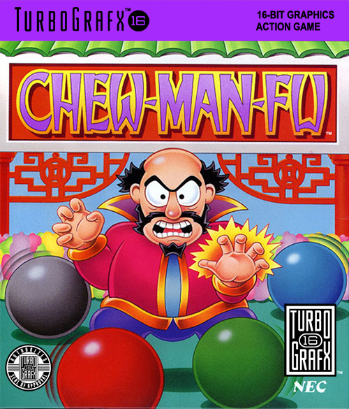 Chew Man Fu (USA) ROM < TG16 ROMs | Emuparadise