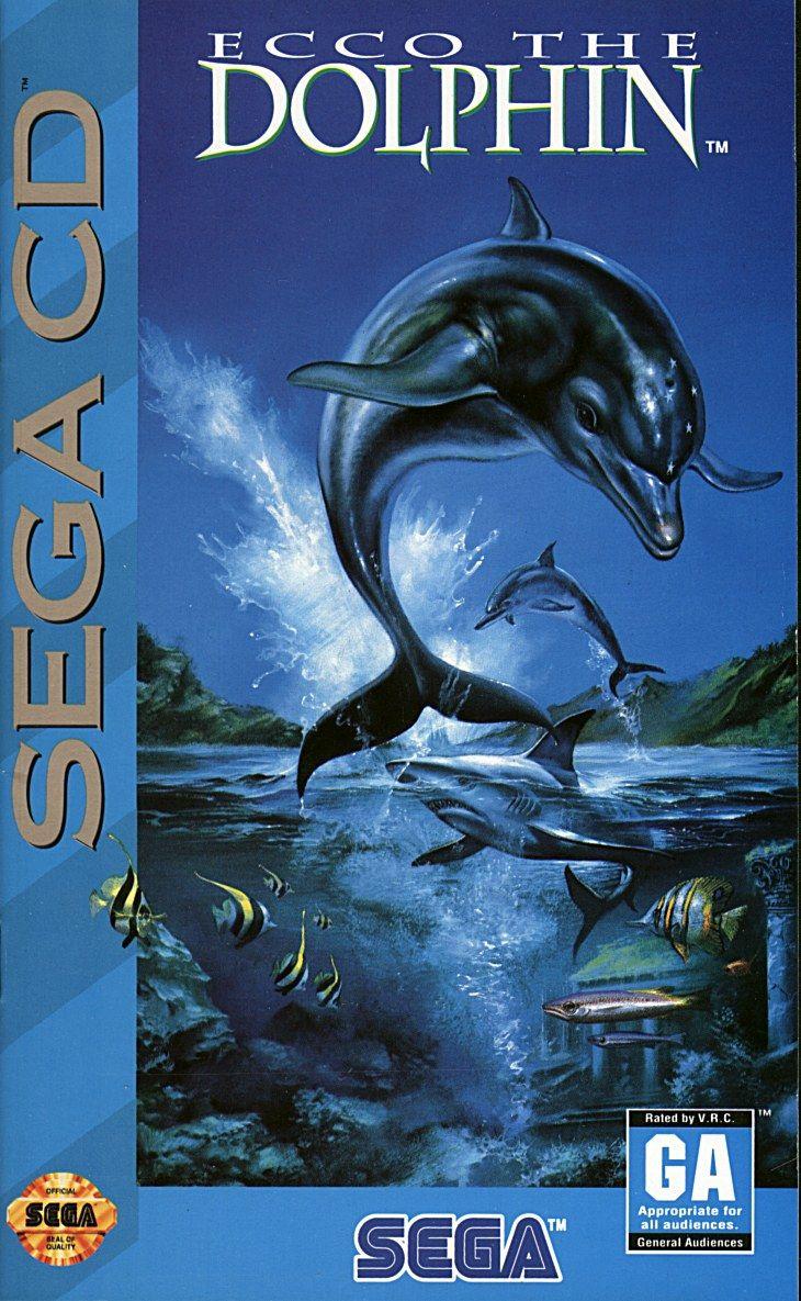 Ecco the Dolphin (U) ISO < SegaCD ISOs | Emuparadise