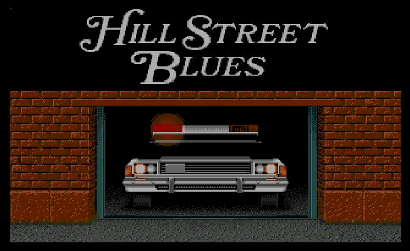 Hill Street Blues ROM < Amiga ROMs | Emuparadise