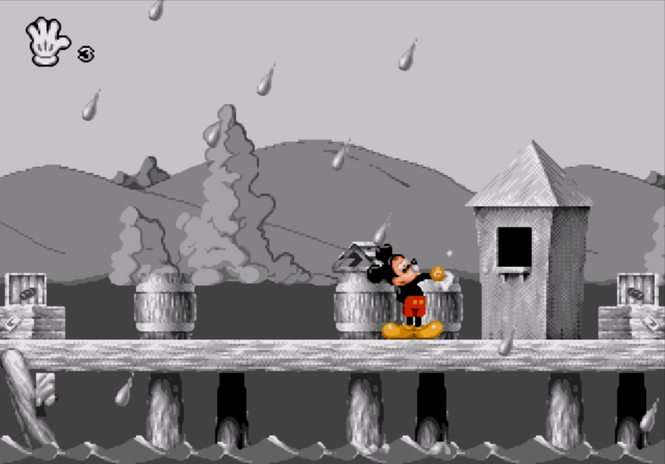 Mickey Mania - The Timeless Adventures Of Mickey Mouse (U